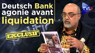 Pierre Jovanovic : Deutsch Bank, agonie avant liquidation - Poleco n°223