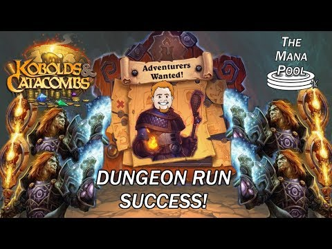 Tribal Rhonin Dungeon Run Success! - Stream Highlights| Hearthstone