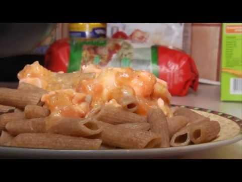 цельнозерновые макароны рецепт —