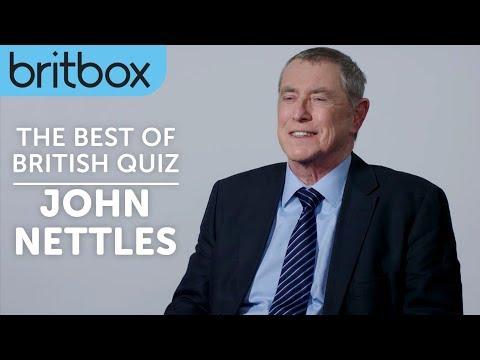 Midsomer Murders  John Nettles Takes the Best of British Quiz  BritBox