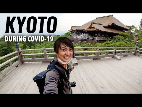 (Kyoto/京都) Kyoto Travel After Outbreak, No People at Popular