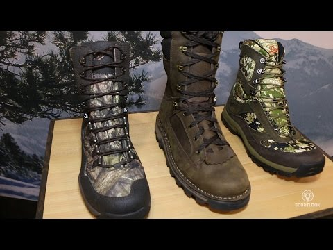 Danner Offers New Breed Of Athletic Hunt Boots [New]
