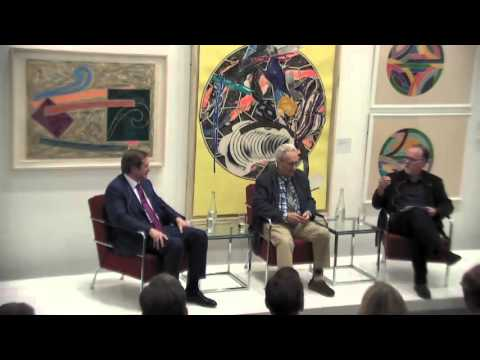 A Conversation with Frank Stella, Jordan Schnitzer, and Rick Axsom at Phillips
