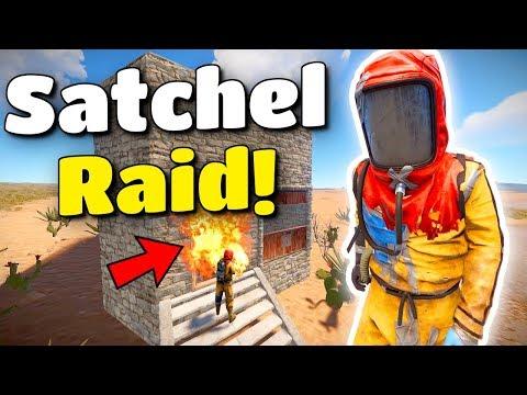REVENGE RAID On Our NEIGHBORS! (Rust Survival #04) thumbnail
