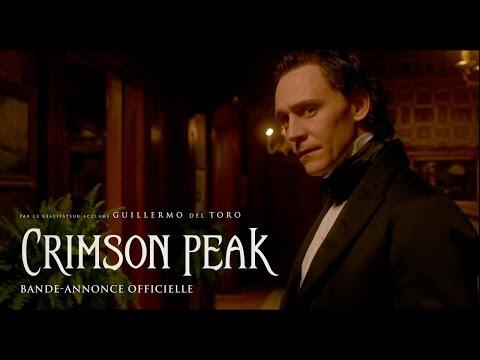 Crimson Peak / Bande-Annonce Internationale VF [Au Cinéma Le 14 Octobre]