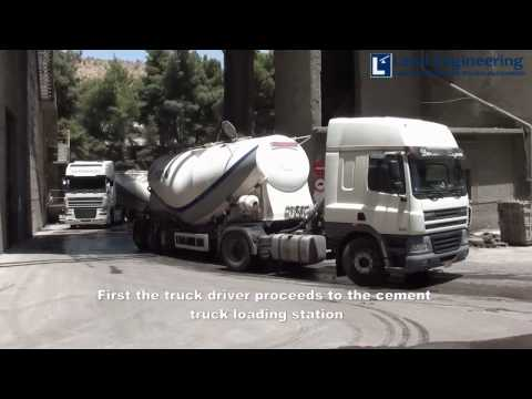 AWIS - Cement Truck Loading System