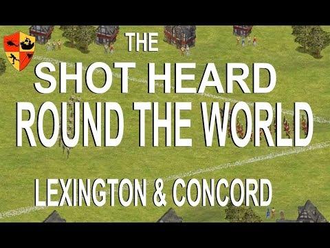 Battle Stack: The Battles of Lexington & Concord (American Revolution)