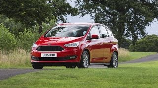 2017 Ford C-Max Test Drive