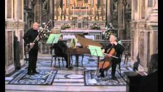 Michel Corrette Sonata per fagotto nr.5 dal Volume Secondo de Les Delices de la solitude