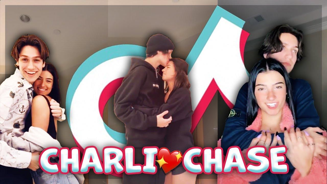 Charli D'Amelio and Chase Hudson (ChaCha) TikTok Compilation