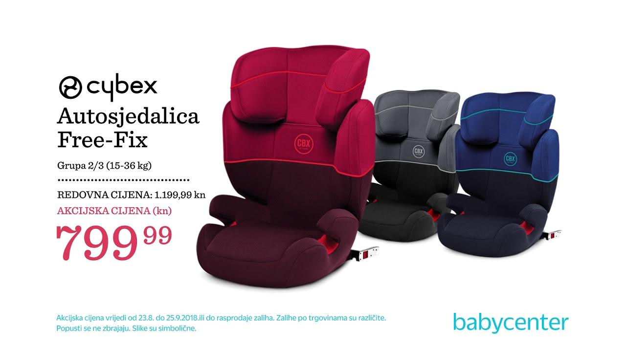 cybex free fix autosjedalica youtube. Black Bedroom Furniture Sets. Home Design Ideas