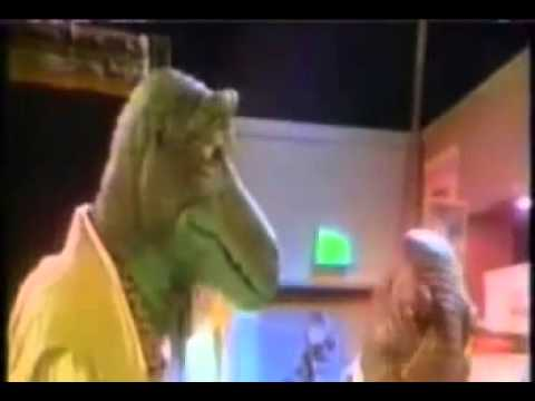 Dinosaurs Season 03 Episode 14 Out of the Frying Pan