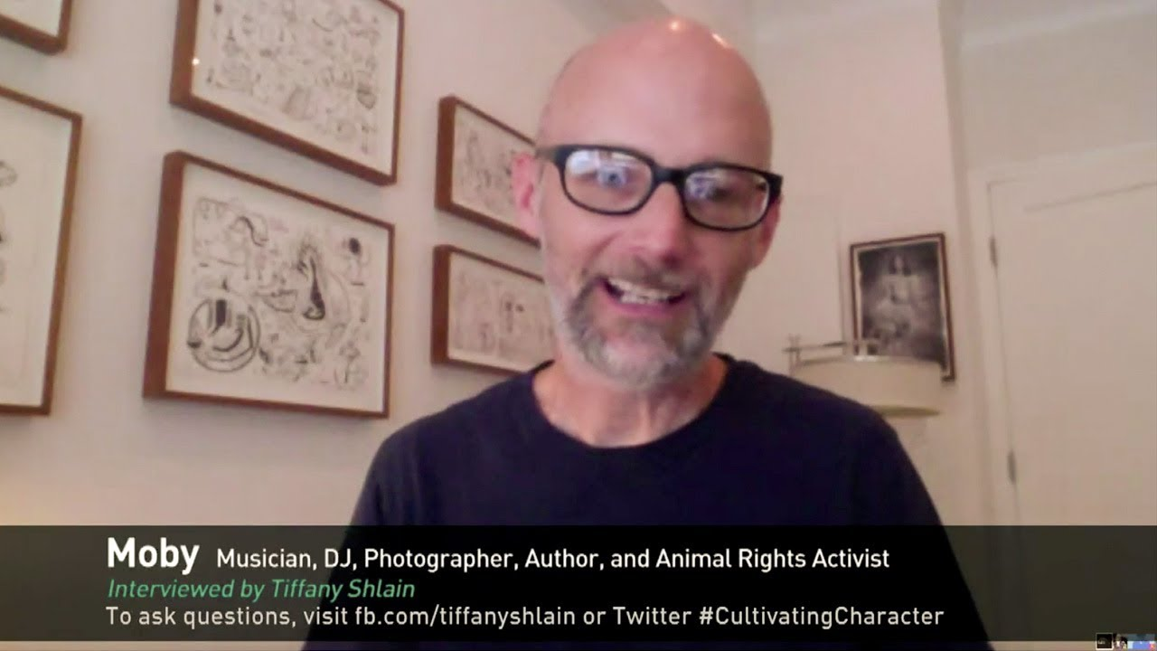animal rights activist moby - 1280×720