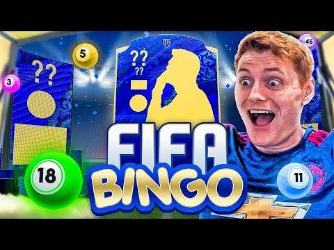 EPIC FIFA 20 - TOTY FIFA BINGO!!!