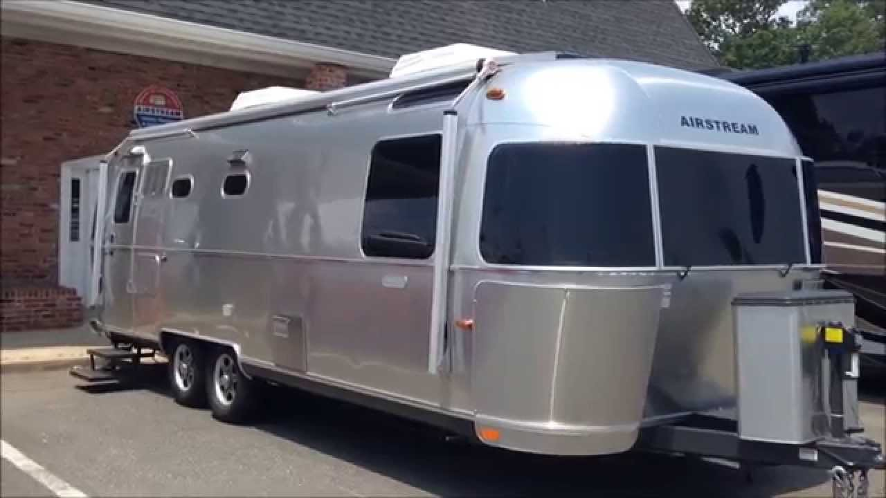 walk through 2014 airstream land yacht 28fb how to airstream land yacht price airstream land yacht motorhome for sale