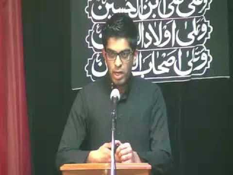 04 Majlis 03 Muharram 1439 2017 Maulana Sadiq Hasan
