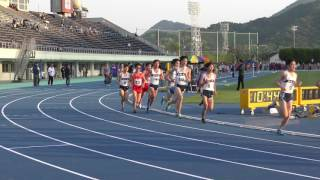 2017春季延岡記録会(5000m1組)