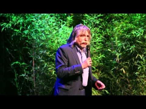 Johan Derksen op GardenExperience 2014