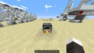 Minecraft Furnace Bomb + Tutorial [1.7.4]