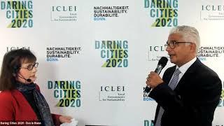 Daring Cities 2020 Opening: Ashok Sridharan - Welcome Remarks
