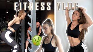 Fitness Vlog - Unerwarteter ABBRUCH  l Emilia
