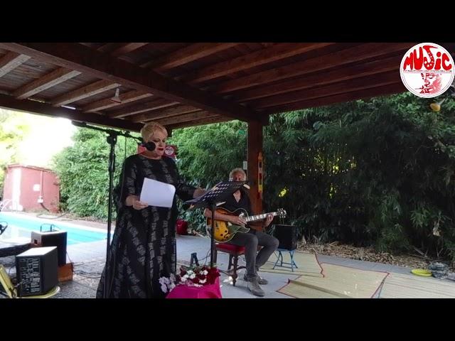 Medeasolista - Paola Lorenzoni e Nicola Buffa alla Sarasvati House di Trevigano Romano