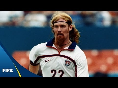 FIFA World Cup moments: Alexi Lalas