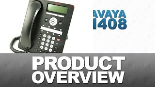 Avaya 1408 Product Overview