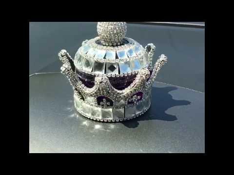 Королева автоледи или корона ароматизатор в авто