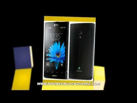 Unlock Sony Xperia Ion Simple Method