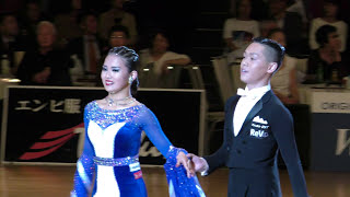 4K 2017 The Prince Mikasa Cup in Tokyo | Final Solo WALTZ