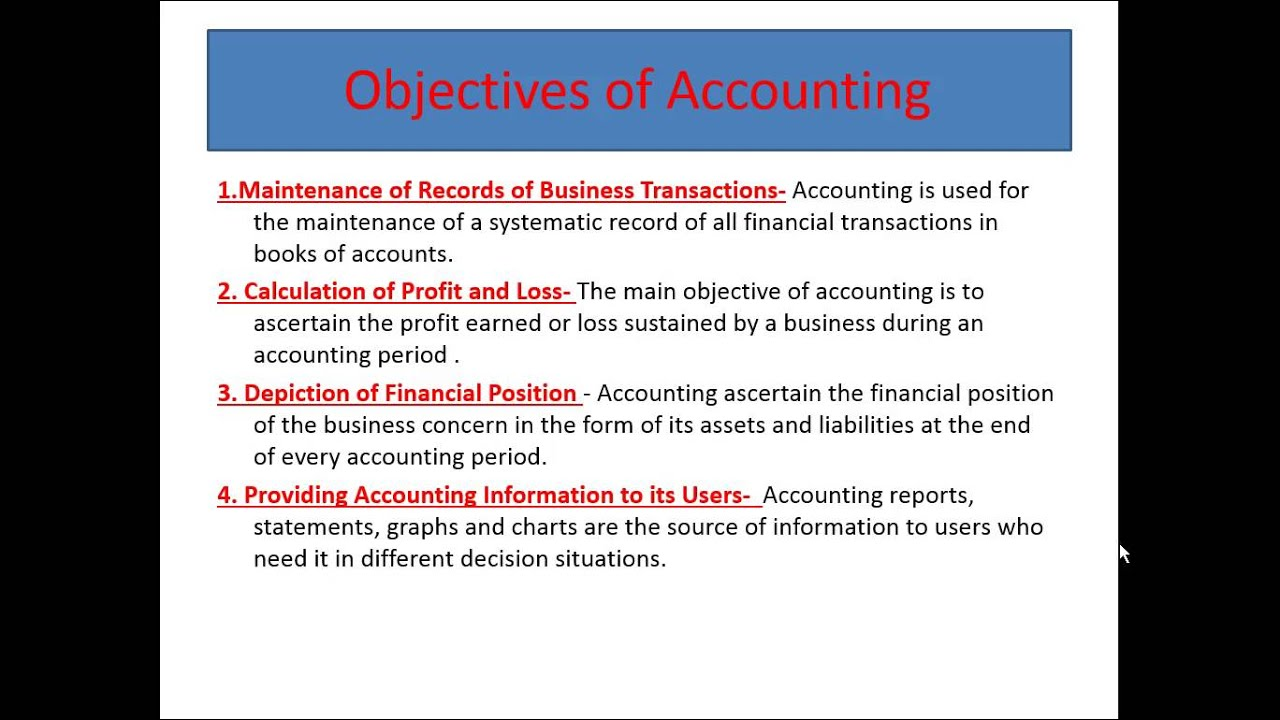 accounting class notes Introduction to accounting acnt 1303 lecture notes general  information for completing the class the following is a summary.