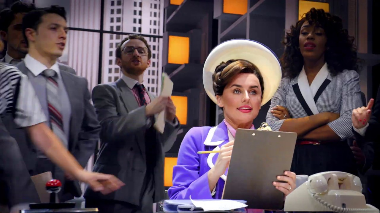 9 to 5 the Musical | Official Website