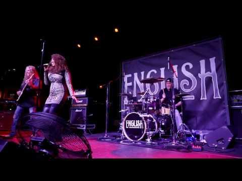 English Last Child (Aerosmith Cover) Fillmore Live