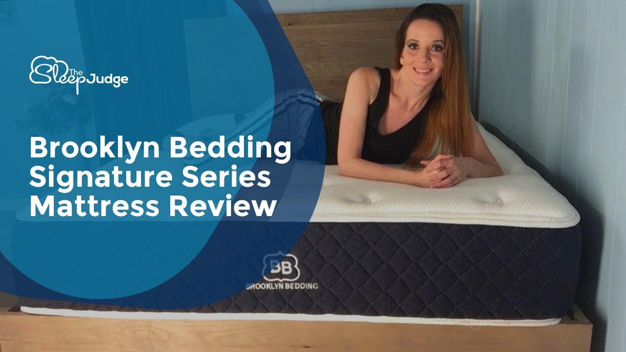 Brooklyn Bedding Signature Series Mattress Review