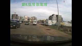идиот за рулём маршрутки  с.Усады Лаишевский р-он.