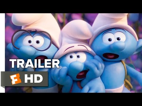 Thumbnail: Smurfs: The Lost Village Official Trailer 1 (2017) - Animated Movie