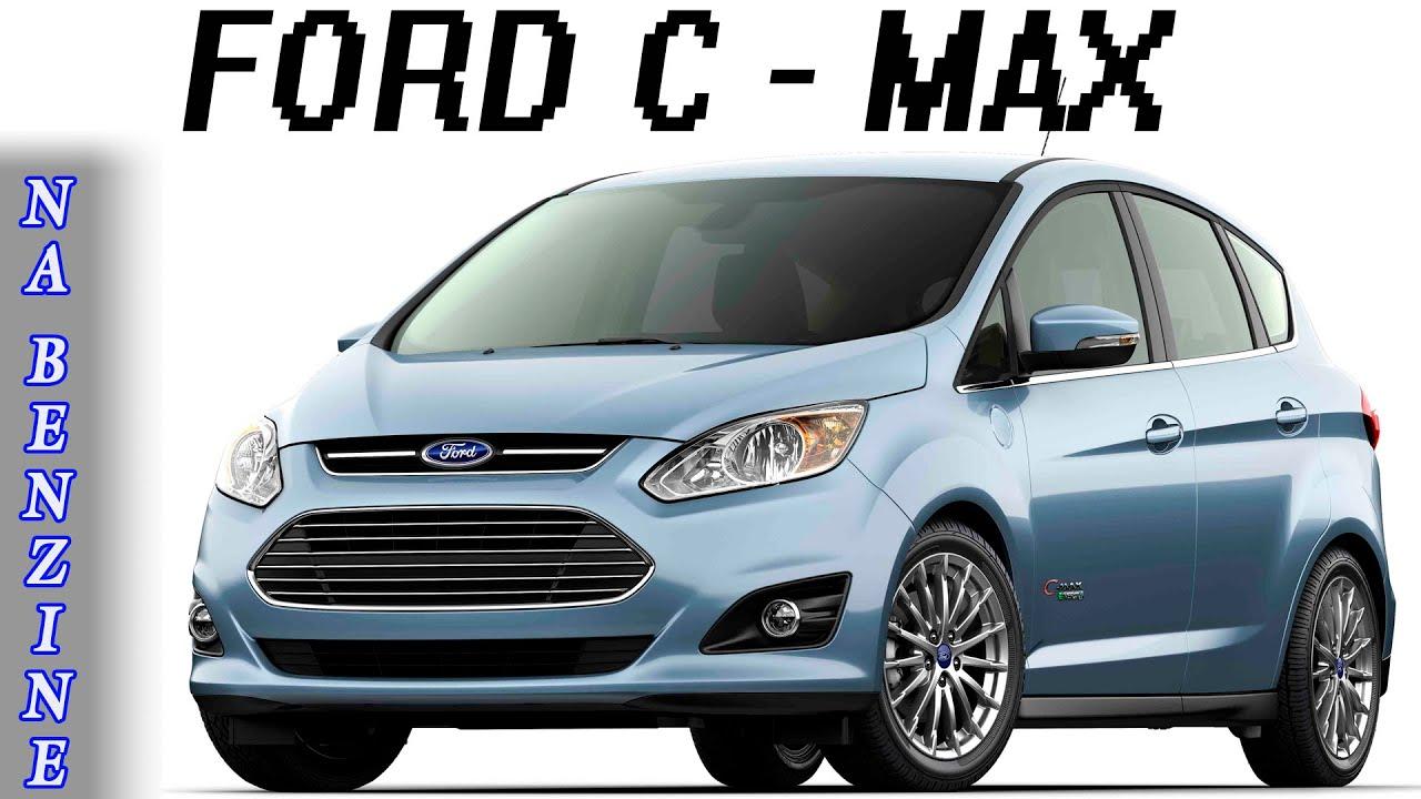 тест драйв нового ford c max 2015