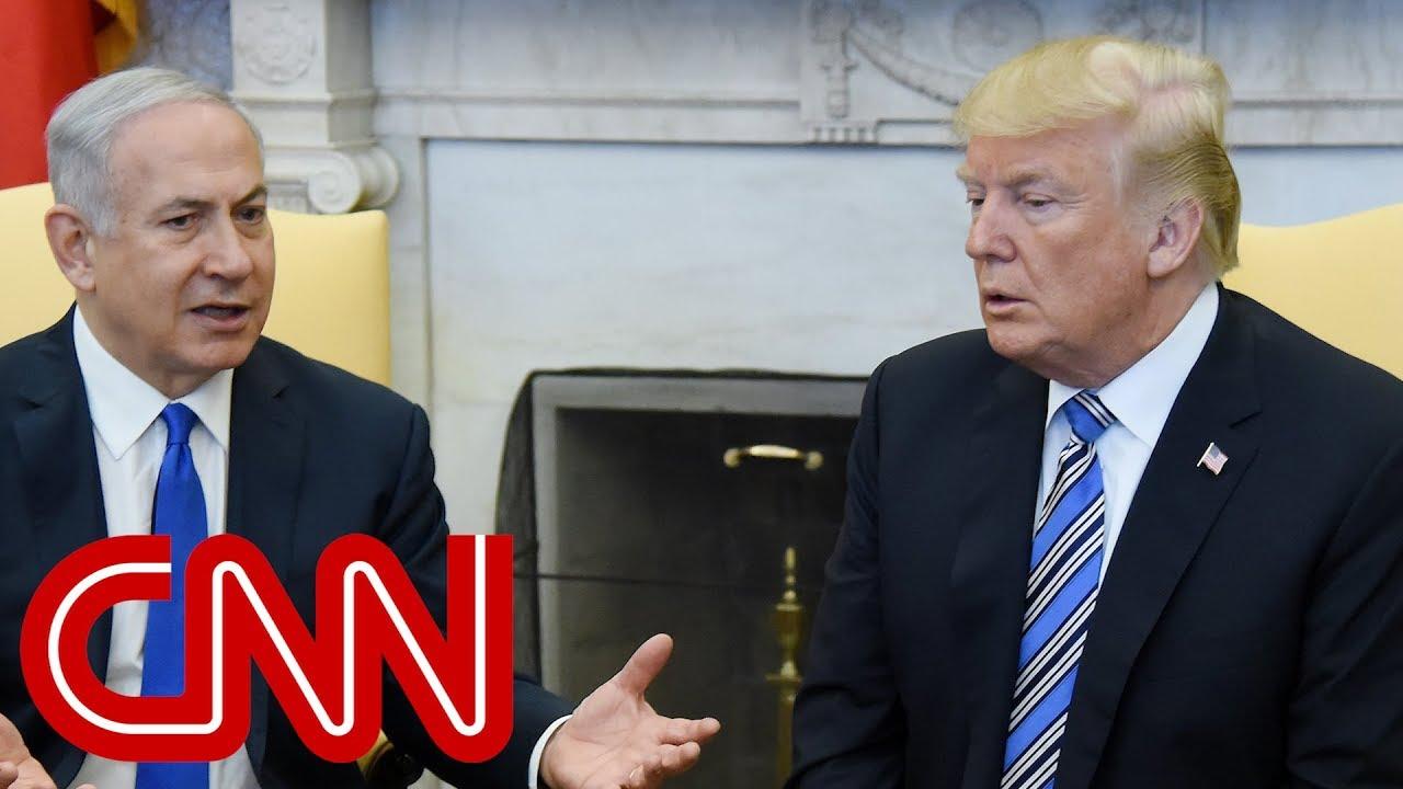 Trump: I may go to Jerusalem for embassy opening - Dauer: 9 Minuten, 29 Sekunden