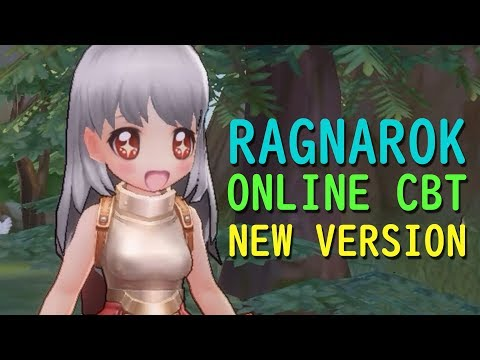 Ragnarok Online Mobile Tencent Customization and Starting Gameplay