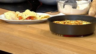 Pite ne tigan - Receta nga Florenca Reci  | ABC News Albania