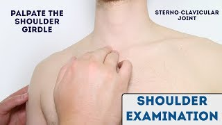 Shoulder Examination - OSCE Guide (new)