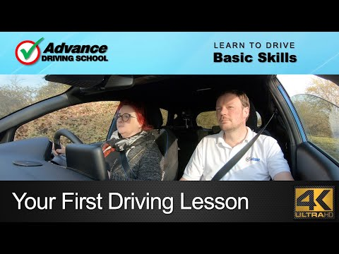 Your First Driving Lesson  |  Learn to drive: Basic skills