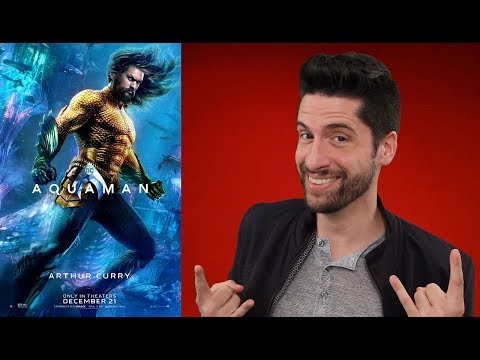 Aquaman – Movie Review