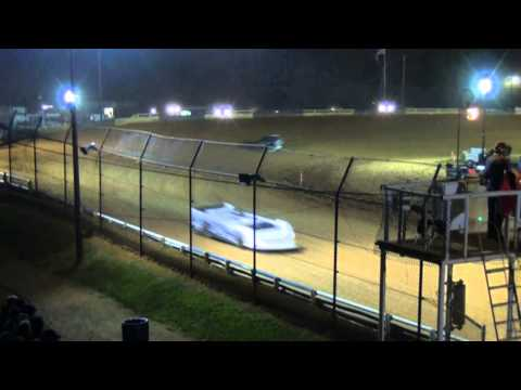 Tyler County Speedway Topless Crate Late Model Feature 5-2-2015