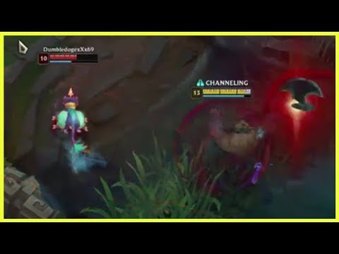 How Squishy Is The New Champion Yuumi? - Best of LoL Streams #560