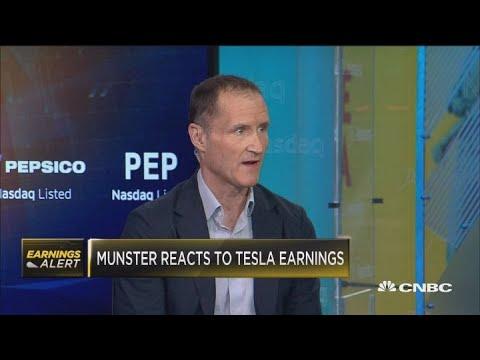 Loup Ventures Founder Gene Munster gives his take on Tesla earnings