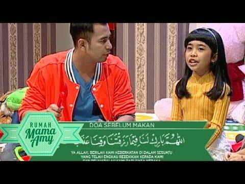 Raffi Ahmad Mengajarkan Anak Kecil Berdoa  - Rumah Mama Amy (7/6)