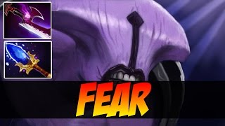 Fear Plays Faceless Void WITH SILVER EDGE AND AGHANIM'S - 6700 MMR - Dota 2