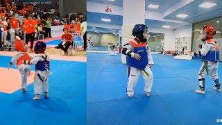 Tik Tok china❤️Những màn võ thuật taekwondo đỉnh cao & hài hước😲